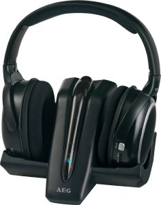 AEG KHF 4217 Stereo Funkkopfhörer